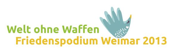 Friedenspodium Weimar 2012